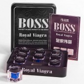 Средство BOSS ROYAL VIAGRA 3 таблетки, 1153
