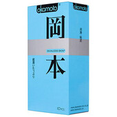 Презервативы Okamoto Skinless Skin Super Lubricated,10шт, 817